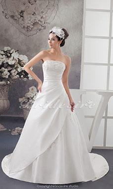 Bruidsjurk met corset