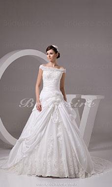 Korte Witte Trouwjurk.Bridesire Bruidsjurken 2019 Goedkope Trouwjurken Online