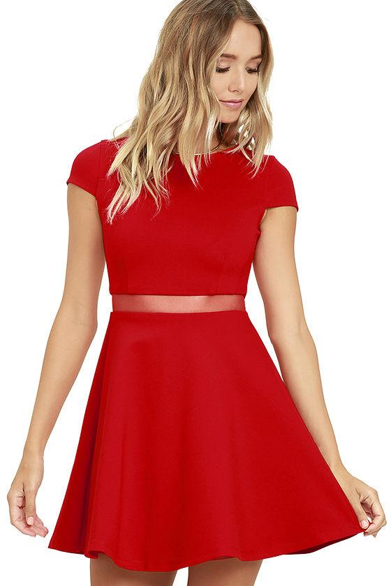 Vaak Rode jurken raken nooit uit de mode – Blog van Bridesire &IS52